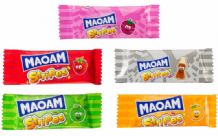 Maoam Fruit Chews Stripes